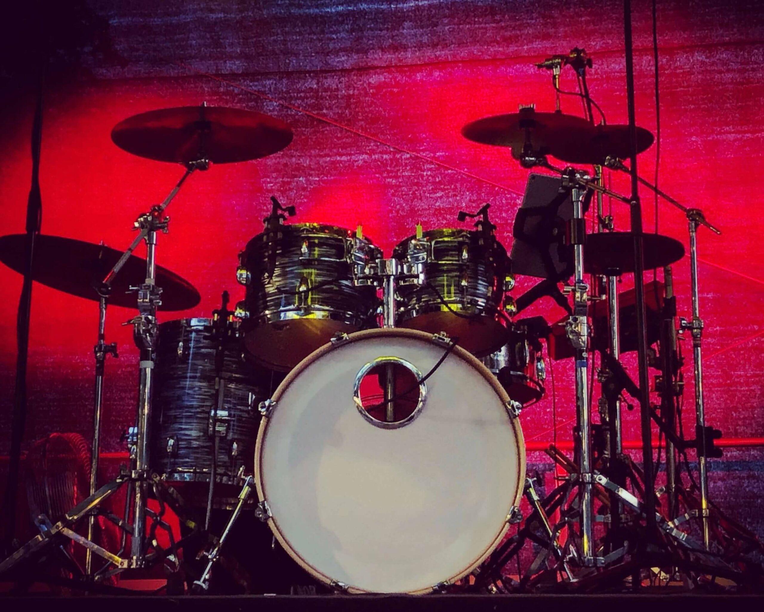 Lukas Brassvegas Schlagzeug