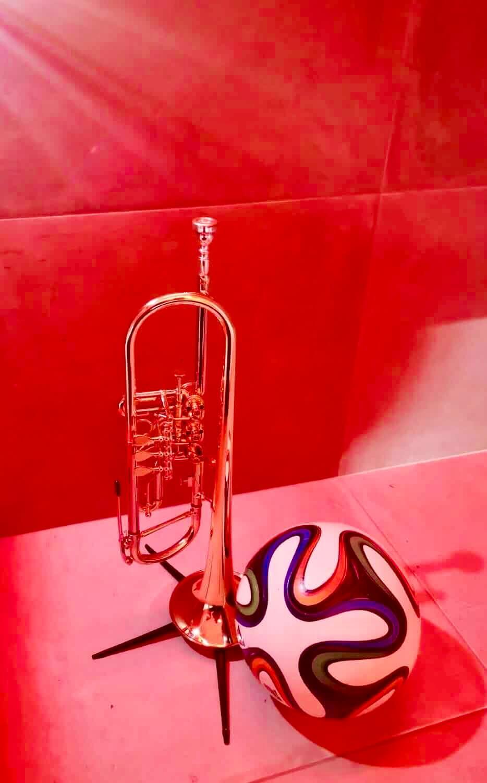 Antonia Brassvegas Trompete
