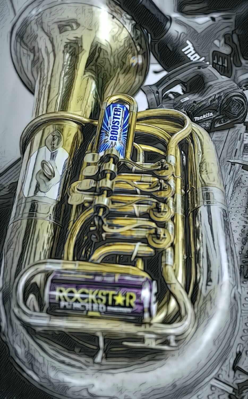 Robert Brassvegas Tuba